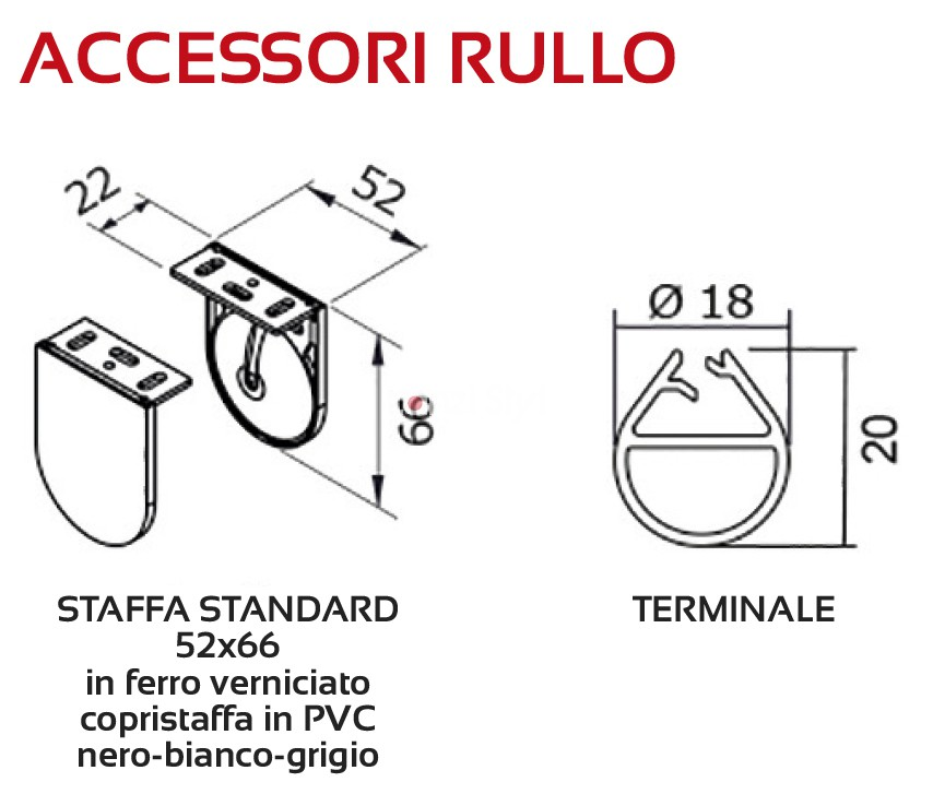 Accessori Rullo title=