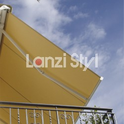 Tenda da sole TBQ con cassonetto